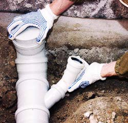 bloordale plumbers performing installation
