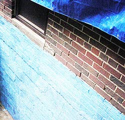 basement waterproofing by Cabbagetown plumbers