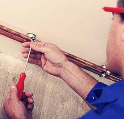 plumber working in Fort York area