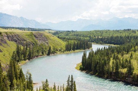 Canadian watershed