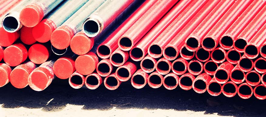 The Many Types Of Pipes Used In Plumbing