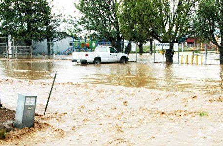 town flooding leaves homes requiring backwater valves