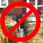 no dig drain repairs using cipp drain lining