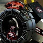 drain camera equipment from RIDGID