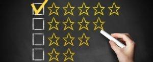 five star reviews check